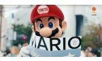 INSOLITE - Le Premier ministre japonais Abe Shinzo clôture les Jeux Olympiques en Super Mario