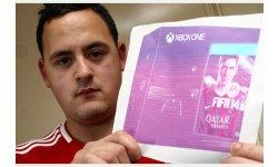 INSOLITE Peter achete Xbox One