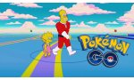 insolite quand simpson parodient pokemon go