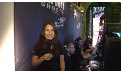 interview tina paladios infinity ward call of duty ghosts