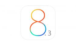 ios 8 3 logo