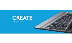 iPad Pro clavier CREATE Logitech