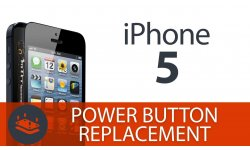 iPhone 5 bouton power panne defaillance programme remplacement