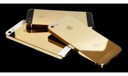 iPhone 5 doree or 16.08.2013.