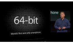 iphone 5s keynote apple 64 bit phil schiller