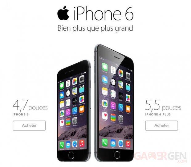 iphone 6 acheter