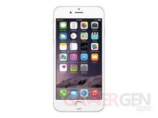 iphone 6 argent