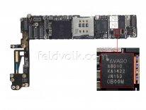 iphone 6 carte mere feldvolk  (5)