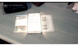 iPhone 6 concept holographique