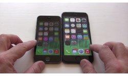 Iphone 6 iphone 5s comparaison vidéo
