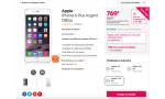 BON PLAN - iPhone 6 et iPhone 6 Plus : les versions 128 Go en vente flash chez Sosh