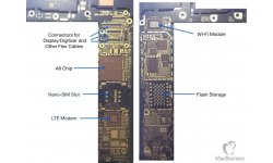 iphone 6 logic board annotated