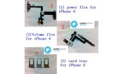 iPhone 6 pieces sim 9 juillet 2014