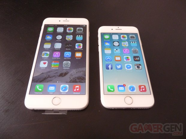 iphone 6 plus deballage unboxing shynix pour gamergen  (13)