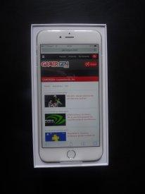 iphone 6 plus deballage unboxing shynix pour gamergen  (9)