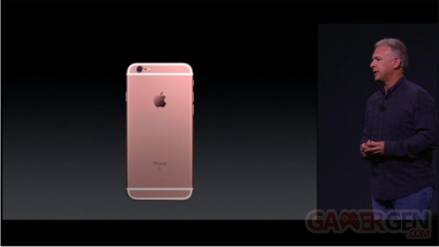 iPhone 6s et 6s Plus 3