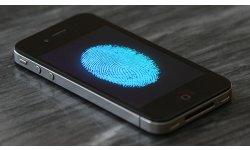 iphone fingerprint empreinte digitale