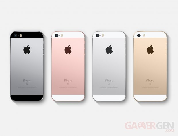 iPhone SE 21 03 2016 pic 1