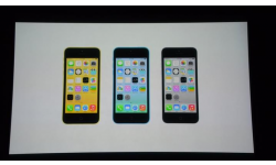 iPhone5C coloris