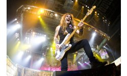 iron maiden steve harris