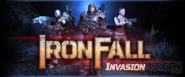 IronFall Invasion 14 01 2015 art logo