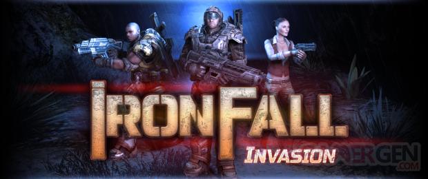 IronFall Invasion 14 01 2015 art logo