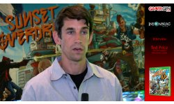 ITW Sunset Overdrive Ted Price Insomniac Games