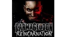 Jaquette logo Carmageddon Reincarnation