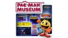 Jaquette Logo Pac-Man Museum