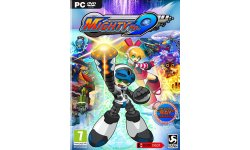 jaquette Mighty No 9 sur PC