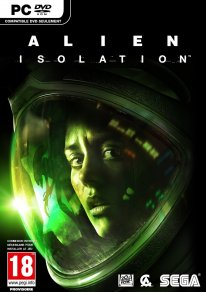 Jaquette PC Alien Isolation