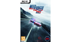 Jaquette PC Need For Speed Rivals