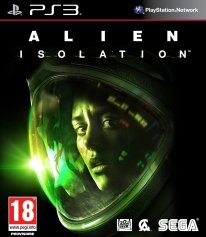 Jaquette PS3 Alien Isolation