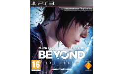 Jaquette PS3 Beyond Two Souls