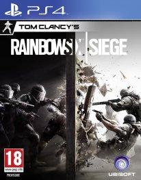 jaquette Rainbow Six Siege