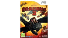 Jaquette Wii Dragons 2