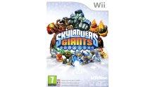 Jaquette Wii Skylanders Giant