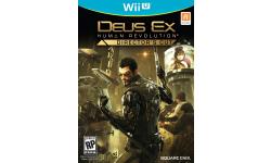 Jaquette Wii U Deus Ex Human Revolution Director\'s Cut