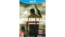 Jaquette Wii U The Walking Dead Survival Instinct