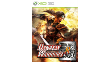 Jaquette Xbox 360 Dynasty Warriors 8