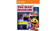 Jaquette Xbox 360 Pac-Man Museum