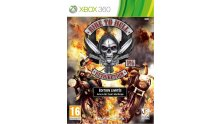 Jaquette Xbox 360 Ride to Hell Retribution