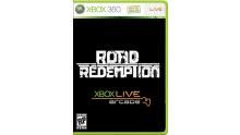 Jaquette Xbox 360 Road Redemption