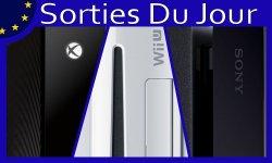 Jeux vidéo - La sortie du jour en Europe - 16/09/2014