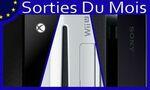Jeux vidéo - Les sorties du mois en France - Mars 2017
