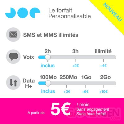 joe mobile 100 mo