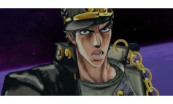 Jojo's Bizarre Adventure Eyes of Heaven head