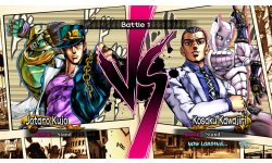 JoJos Bizarre Adventure All Star Battle 31 01 2014 screenshot 3