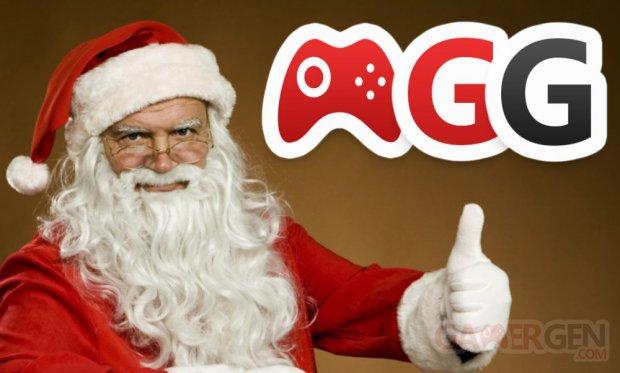 Joyeux Noel GamerGen GG 2014
