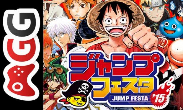 Jump Festa 2015 vignette gamergen